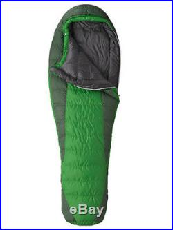 Marmot Never Winter -1c DOWN REGULAR Hooded Compact Sleeping Bag