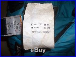Marmot Nighthawk Gore-tex 15 degree Sleeping Bag USA Made Vintage Goose Down
