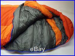 Marmot Ouray Sleeping Bag 0 Degree Down Women's long /23284/