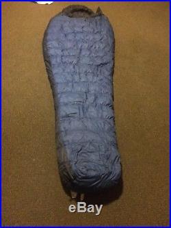 Marmot Pinnacle +15 Sleeping Bag (800 Down Fill) Long