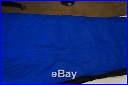 Marmot Pinnacle M Goose Down Sleeping Bag Long Excellent