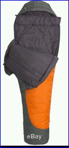 Marmot Trestles 0 Degree Sleeping Bag size XL, Right Zip