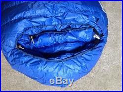 Marmot Winter Mountaineering Goose Down Bag -30F USA made