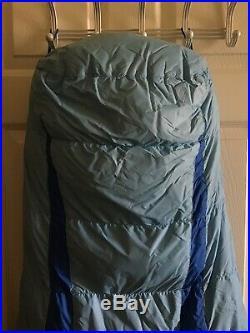 Marmot Womens Angel Fire Down Sleeping Bag Long/Right Zip From REI $259