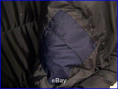 Men's The North Face Aleutian 3S down sleeping bag, size Regular