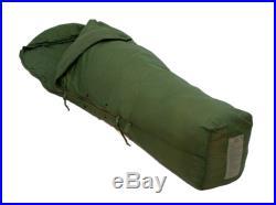 Military MSS Green Patrol Sleeping Bag 30-50° -Good Cond