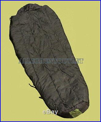 Modular Sleep System INTERMEDIATE COLD WEATHER MUMMY SLEEPING BAG -10° Black VGC