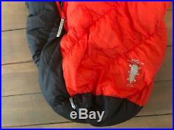 Mont Bell ultralight Down Hugger #1 sleeping bag -9° Celsius 4 season montbell