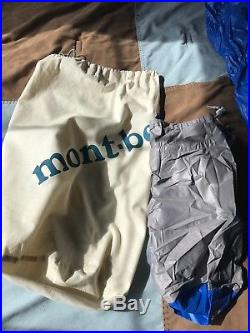 Montbell Down Hugger 650 #5 Long Right Zip