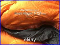 Montbell Down Hugger EXP 800 Long -20 Expedition Sleeping Bag