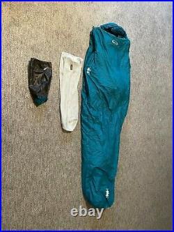 Montbell Seamless Down Hugger WR 900 #3 (Premium Ultralight Sleeping Bag)