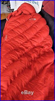 Montbell U. L. Super Spiral Down Hugger 0 (0 F) Sleeping Bag. Rarely Used