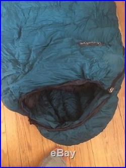 Moonstone Liberty Ridge DL Down 0 Degree Sleeping Bag. Rare Vintage. Marmot