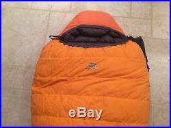 Mountain Equipment Dreamcatcher 1000 down sleeping bag