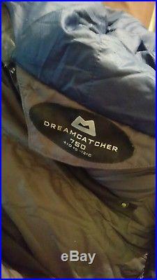 Mountain Equipment Dreamcatcher 750 sleeping bag