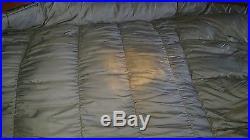 Mountain Equipment Everest XL sleeping bag rrp £770