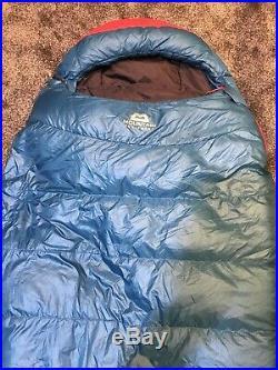 Mountain Equipment Helium 600 Reg Down Sleeping Bag