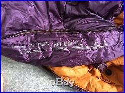 Mountain Equipment Helium 600 Reg Down Sleeping Bag Regular