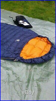 Mountain Equipment Helium Solo Ultralight Down Insulated Sleeping Bag