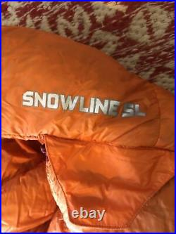 Mountain Equipment Snowline SL sleeping bag