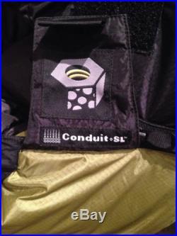 Mountain Hardware 84 Long Ramses -5 degree 775 Down Sleeping Bag