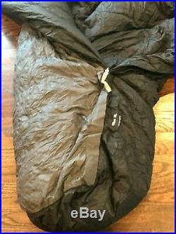 Mountain Hardware Ghost -40F Down Sleeping Bag Long