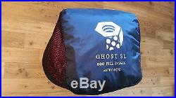 Mountain Hardware Ghost SL -40 Reg. Sleeping Bag