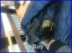 Mountain Hardware Phantom 0deg Down Sleeping Bag