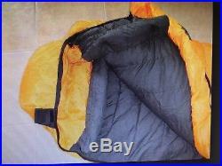 Mountain Hardware, Ritter Storm Light, -15f Down Sleeping Bag