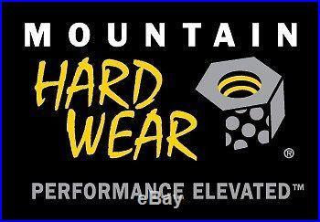 Mountain Hardwear 15 deg Down Sleeping Bag w/ Stormlight WaterProof Size LONG