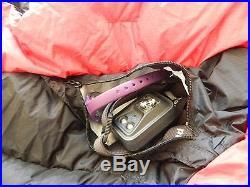 Mountain Hardwear Ghost -40 degree (Sub-zero) Down Sleeping Bag Mountaineering