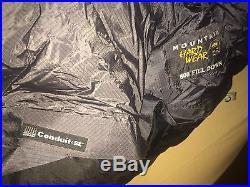 Mountain Hardwear Ghost SL -40º Down 800 Sleeping Bag, Large