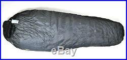 Mountain Hardwear Ghost SL Conduit -40 Degree 800 Fill Sleeping Bag RH Zip LONG