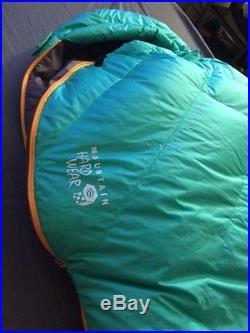 Mountain Hardwear Heratio 32 Down Sleeping Bag