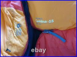 Mountain Hardwear Lamina -15f -26c Sleeping Bag LONG