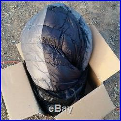 Mountain Hardwear Men's Phantom 0 Degree Sleeping Bag (800 fill Down) 4 Season