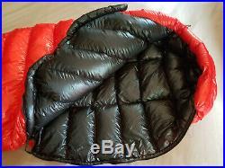 Mountain Hardwear Mountain Speed 32 850fp Goose Down Sleeping Bag Regular Left
