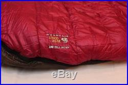 Mountain Hardwear Phantom 0 Down Sleeping Bag 800 Fill Regular Women Winter
