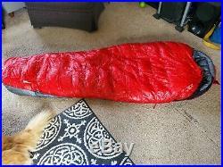 Mountain Hardwear Phantom 0° F/-18° C Sleeping Bag Reg LH with Compression Bag