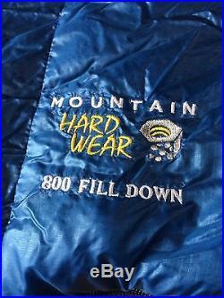 Mountain Hardwear Phantom 32 deg F Down Sleeping Bag Super Warm and Light