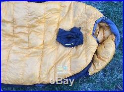 Mountain Hardwear Phantom 45 slepping bag Long