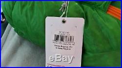 Mountain Hardwear Phantom Flame 15 Sleeping Bag Cyber Green Regular Right Zip