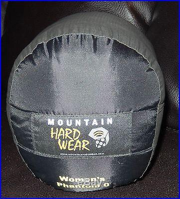 Mountain Hardwear Phantom Sleeping Bag