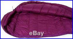 Mountain Hardwear Rook Sleeping Bag 0 Degree Down Women's Reg/R. Zip /49802/