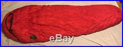 Mountain Hardwear Tioga Stormlight 0 Degree Goose Down Sleeping Bag 29 oz Fill