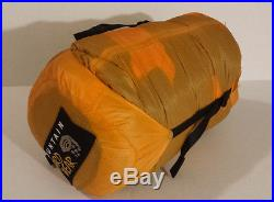 Mountain Hardwear Ultralamina 32 F 0 C Long Sleeping Bag Synthenic Lightweight