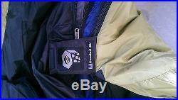 Mountain Hardwear Universe SL 4 Season Down Mountaineering Sleeping Bag LARGE RZ