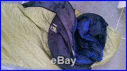 Mountain Hardwear Universe SL 4 Season Down Mountaineering Sleeping Bag RZ REG