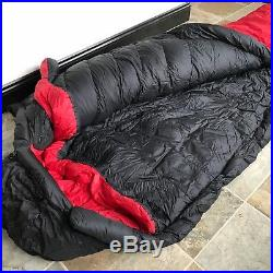 Mountain hardwear -40F/-40C Ghost sleeping bag, perfect condition