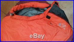 Mountain hardwear Lamina 0 Degree Sleeping Bag